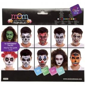 Paleta Maquillaje de Halloween Adulto
