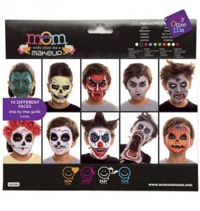 Paleta Maquillaje de Halloween Infantil