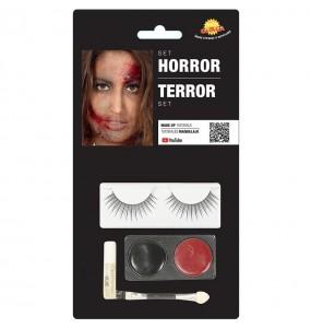 Set Maquillaje Terror Halloween