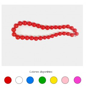 Collar de Sevillana colores