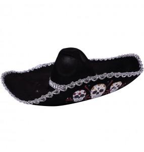 Sombrero Mariachi Muerte Mexicana