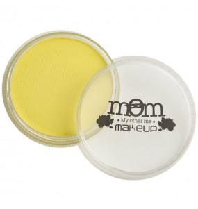 Tarro Maquillaje al agua Amarillo