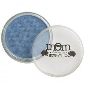 Tarro Maquillaje al agua Azul perlado