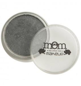 Tarro Maquillaje al agua Gris claro perlado