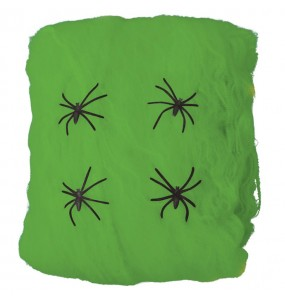 Telaraña Verde 60 gramos