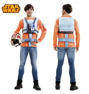 camiseta luke skywalker
