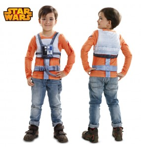 camiseta luke skywalker infantil