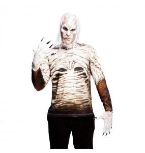 Disfraz Camiseta Caminante Blanco Juego de Tronos
