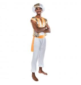 Disfraz de Árabe Dorado