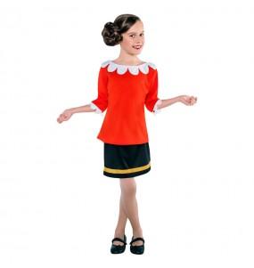 Disfraz de Olivia Infantil