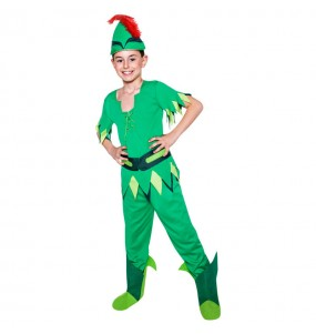 Disfraz Peter Pan Magic infantil
