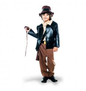 disfraz arqueólogo indiana jones infantil