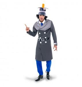 disfraz inspector gadget adulto