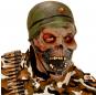 Máscara Soldado Zombi