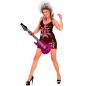 Guitarra Rosa Hinchable adulto