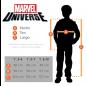 Disfraz de Superman – DC Comic® niño
