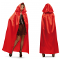 Disfraz de Capa roja Chica
