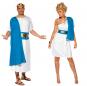 Pareja Senadores Romanos Azules
