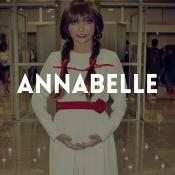 Tienda online de disfraces Annabelle