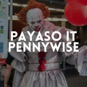 Tienda online de disfraces Payasos malvados