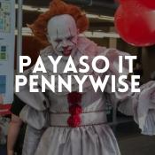 Tienda online de disfraces originales de Payasos malvados
