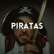 Catálogo de disfraces piratas para niños, niñas, hombres y mujeres