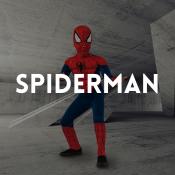 Catálogo de disfraces Spiderman para niños, niñas, hombres y mujeres