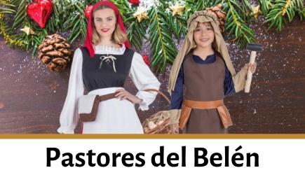 Compra disfraces de pastorcillos para niños y adultos