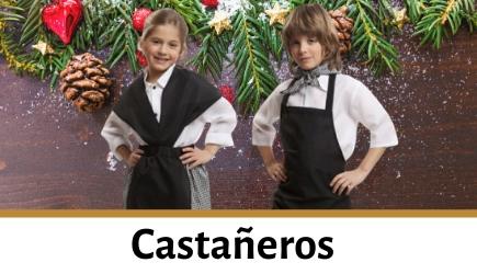 Compra disfraces de castañeros para niños y adultos