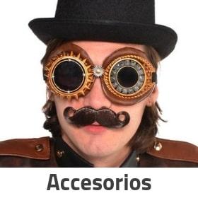 Accesorios para tu disfraz