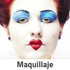 Maquillaje fantasía de Carnaval