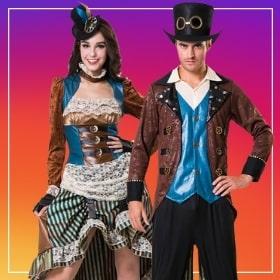Disfraces para Carnaval de parejas