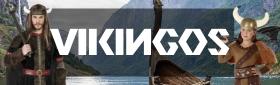 Trajes de vikingos para disfrazarse en Carnaval