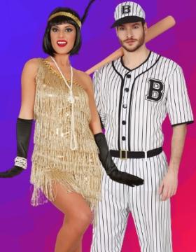 Disfraces para Carnaval de hombre y mujer