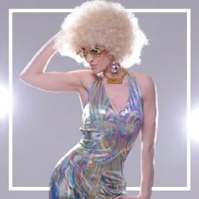 Compra online los disfraces Disco años 70 más originales de Carnaval