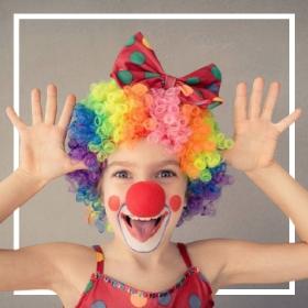 Compra online los disfraces del circo y payasos más originales de Carnaval