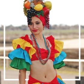 Compra online los disfraces rumberos más originales de Carnaval