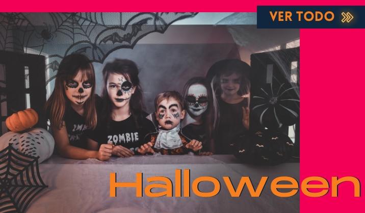 Disfraces de miedo para Halloween 2021