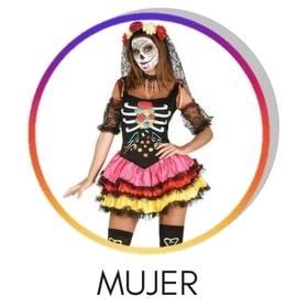 Disfraces adulto Halloween para mujeres