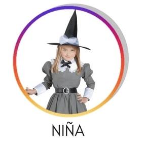 Disfraces infantiles Halloween para niñas