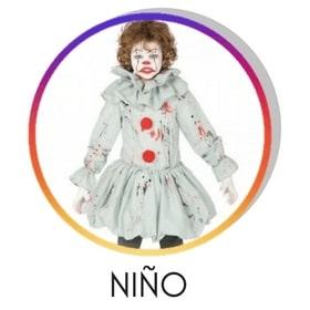 Disfraces infantiles Halloween para niños
