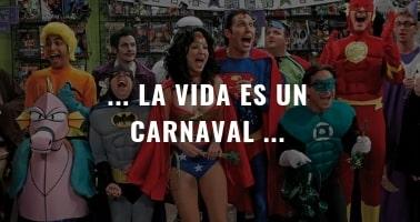 Disfraces para Carnaval 2020 de adulto y niños