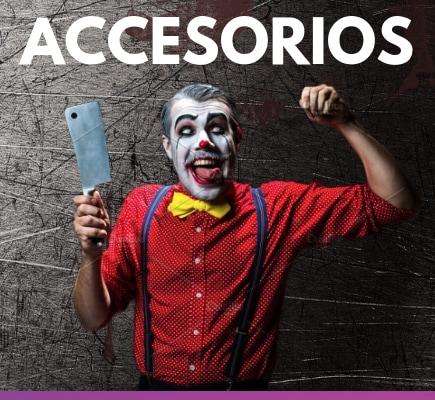 Tienda online de accesorios para Halloween