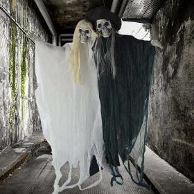 Figuras colgantes de decoración para fiestas Halloween