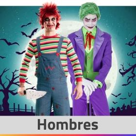 Tienda online de disfraces de Halloween para hombre