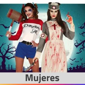 Tienda online de disfraces de Halloween para mujer