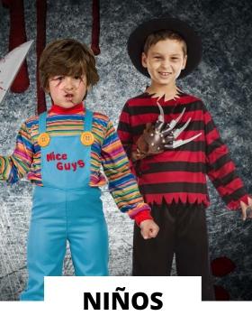 Disfraz de niño para Halloween