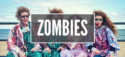 Tienda online de disfraces de zombies