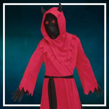 Compra online los disfraces de niño para convertirse en demonio