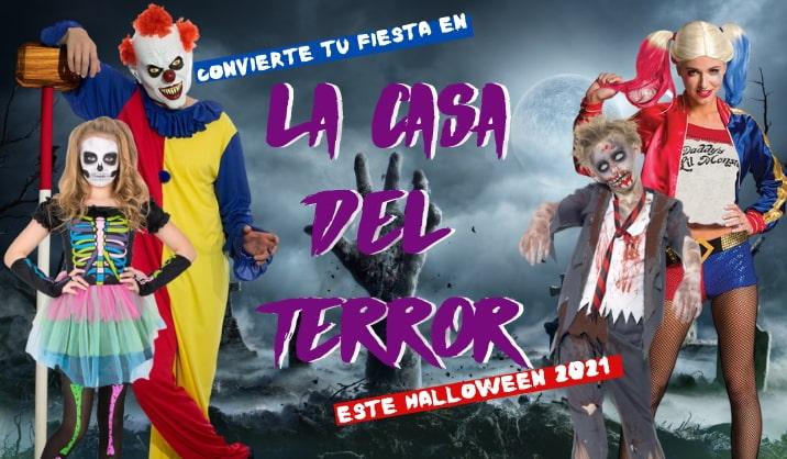 Disfraces online para una fiesta de Halloween